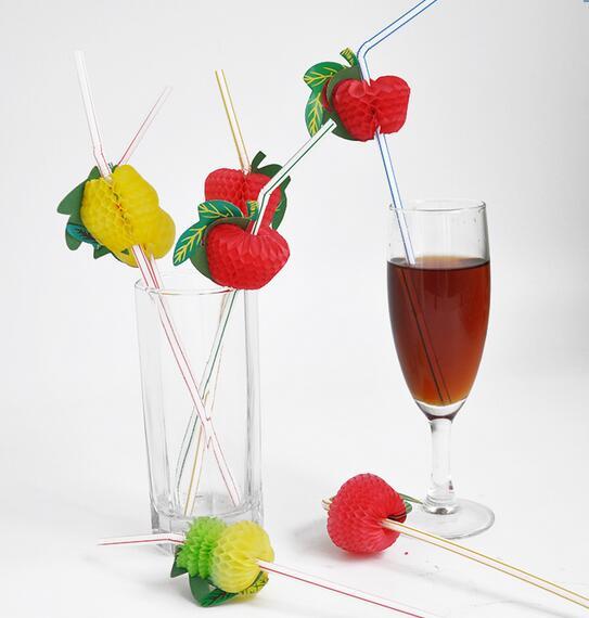 custom straw