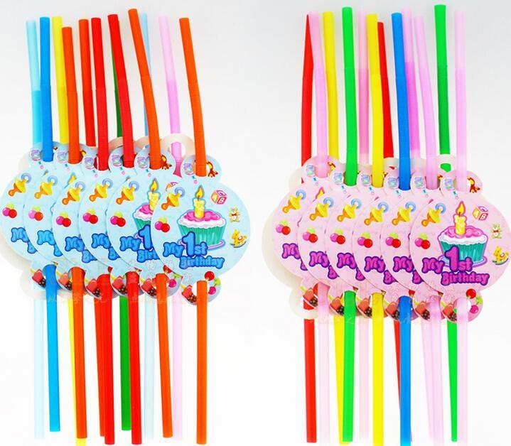 Creative straw
