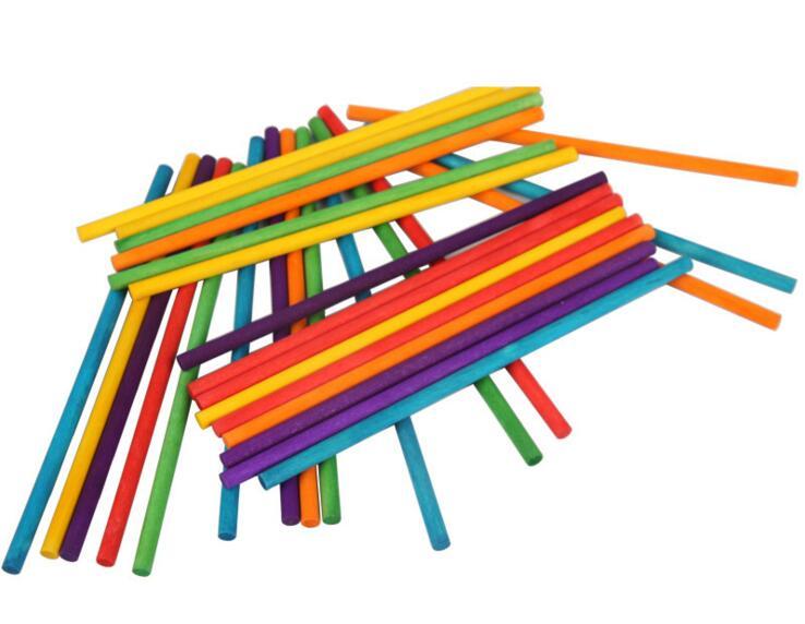 Round sticks