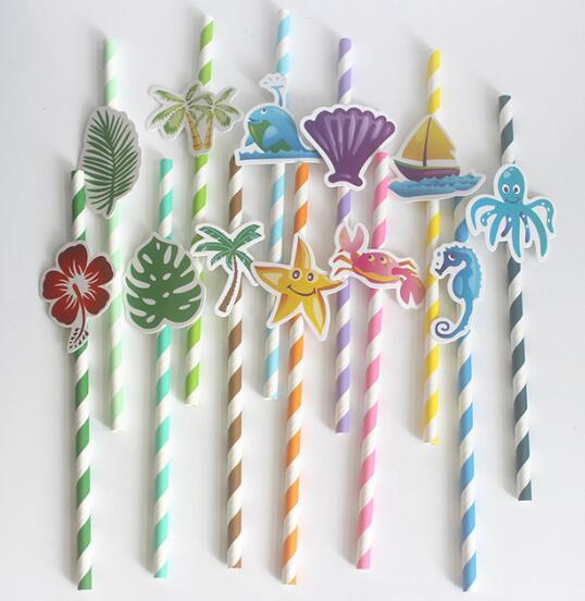 Decorative straw