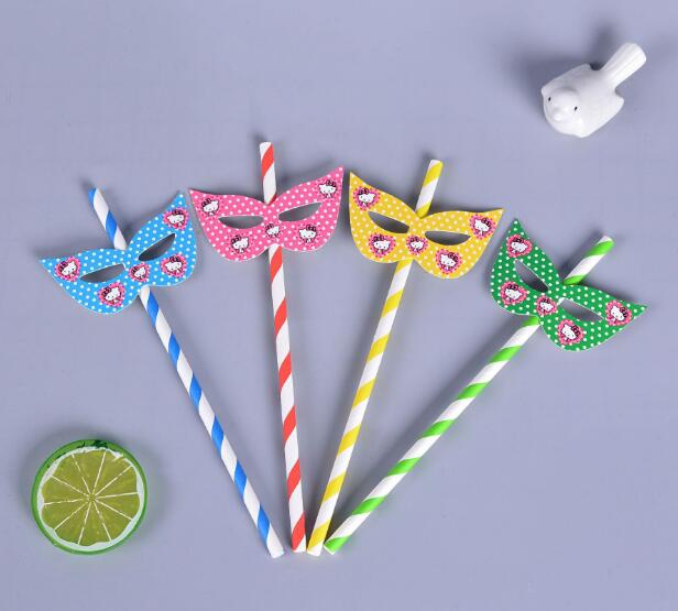 Party straw